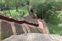 Lo Sri Lanka Sigiria Fotografia Stock