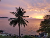 Lo St Lucia Immagine Stock