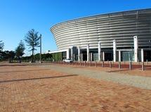 Lo stadio di Cape Town fotografia stock