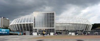 Lo Stadio Olimpico Fotografia Stock Libera da Diritti