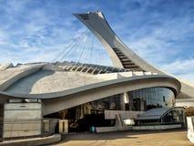 Lo stadio olimpico Immagine Stock
