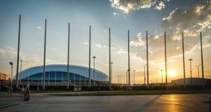 Lo stadio olimpico Fotografie Stock Libere da Diritti
