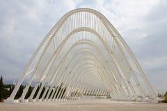 Lo Stadio Olimpico a Atene, Grecia Fotografia Stock