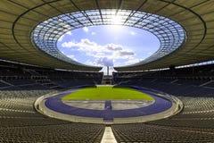 Lo Stadio Olimpico a Berlino Immagini Stock