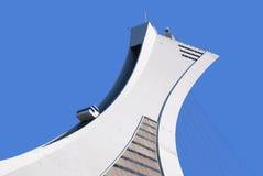 Lo stadio olimpico di Montreal Fotografia Stock