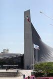 Lo Stadio Olimpico, Tokyo, Giappone Fotografia Stock