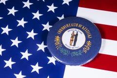 Lo stato del Kentucky in U.S.A. immagine stock libera da diritti