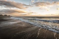 Lo stato dell'oceano Fotografie Stock Libere da Diritti