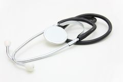 Lo stetoskop medico Fotografia Stock Libera da Diritti