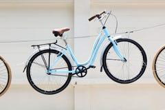Lo stile della bici Fotografia Stock Libera da Diritti