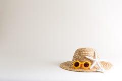 Lo stile di vita dell'estate obietta il tema Immagine Stock