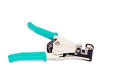 Lo strumento dell'elettricista fotografie stock