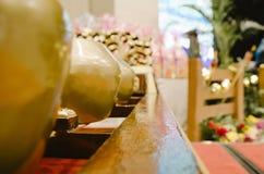 Lo strumento di musica tradizionale malese ha chiamato Gamelan fotografia stock