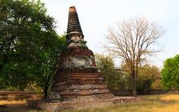 Stupa antico Fotografie Stock Libere da Diritti