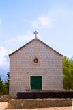 Lo SV Rovine del monastero di Petar Fotografia Stock