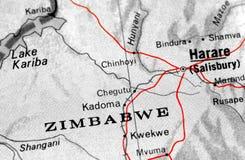 Lo Zimbabwe Immagini Stock Libere da Diritti
