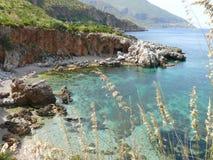 Lo zingaro reservation Sicily Royalty Free Stock Photo