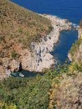 Lo Zingaro reserve, Sicily, Italy Royalty Free Stock Photos
