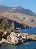 Lo Zingaro reserve, Sicily, Italy Stock Photography