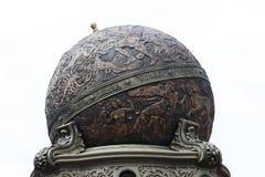 Lo zodiaco firma (composizione architettonica) fotografia stock