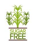 Lo zucchero libera Immagini Stock