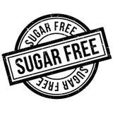 Lo zucchero libera il timbro di gomma Fotografia Stock