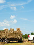 Load of bales Royalty Free Stock Photography