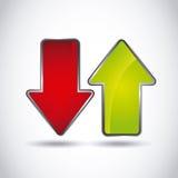 Load data Stock Photo
