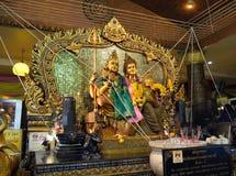 Load Shiva and Uma Devi Stock Image