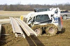 Loaded Bobcat Royalty Free Stock Photo