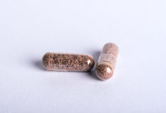 Loaded capsules Royalty Free Stock Photography