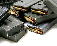 Loaded Magazines Stock Photos