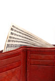 Loaded Wallet Stock Image