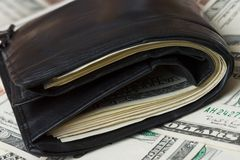 Loaded Wallet Stock Images