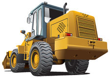 Loader_back Royalty Free Stock Photography