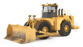 Loader isolated Royalty Free Stock Photography