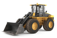 Loader isolated Stock Image