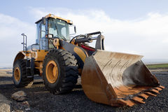Loader Royalty Free Stock Photography