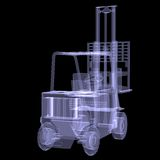 Loader. X-ray Stock Images