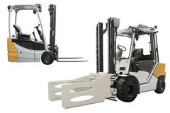 Loaders Royalty Free Stock Images
