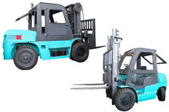 Loaders Royalty Free Stock Photo