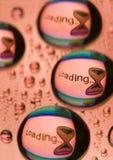 Loading... Royalty Free Stock Image