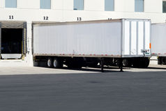 Loading Bay Royalty Free Stock Photography