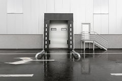 Loading bay Stock Photos