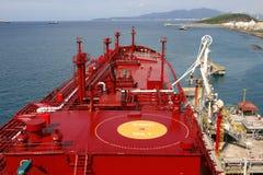 Loading berth Stock Photos