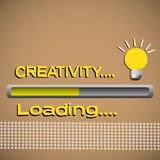 Loading creativity Stock Photos