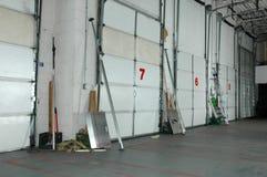 Loading Dock Royalty Free Stock Photos