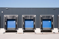 Loading dock Stock Photos