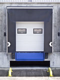 Loading Dock Royalty Free Stock Photography