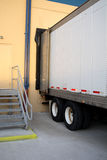 LOADING DOCK Royalty Free Stock Photo